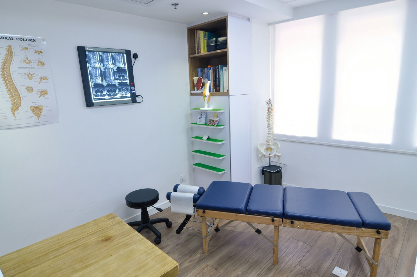Physioplus Chiropractic Wellness Centre - Facilities & Equipment